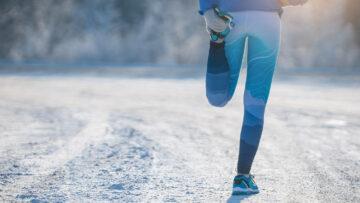 Joggen im Winter: Tipps für gesundes Laufen